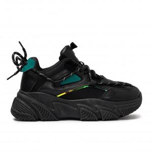 Pantofi sport de dama GoGo negre