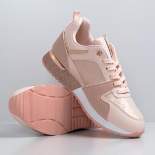 Pantofi sport de dama Janessa roz 2