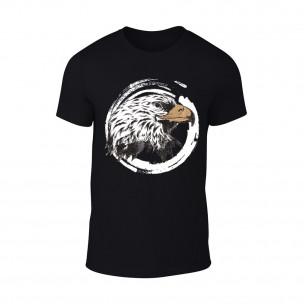 Tricou pentru barbati Eagle negru