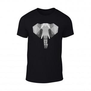 Tricou pentru barbati Elephant negru