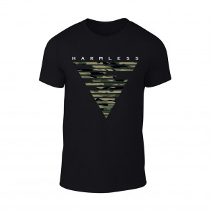 Tricou pentru barbati Harmless negru