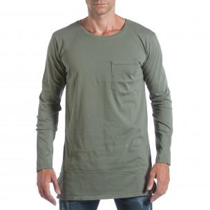 Bluză bărbați MM Studio verde