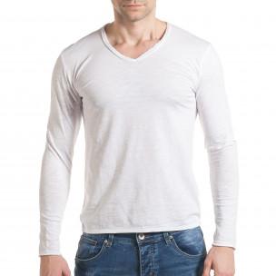 Bluză bărbați Y-Two albă