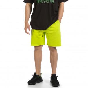 Pantaloni scurți bărbați 2512 verzi