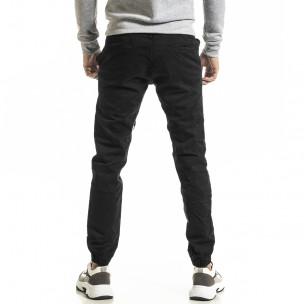Pantaloni bărbați Blackzi negri 2