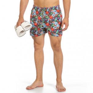 Costume de baie bărbați Warren Webber curcubeu