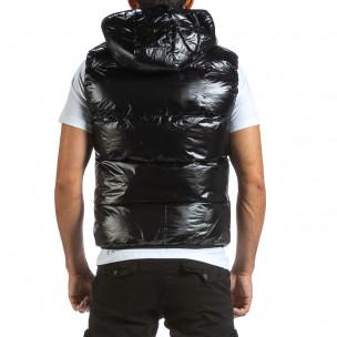 Vestă bărbați Adrexx neagră 2