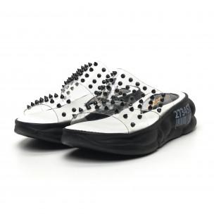 Papuci de dama Bodrum negri 2