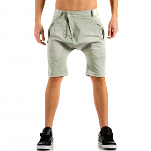 Pantaloni scurți bărbați X-three gri