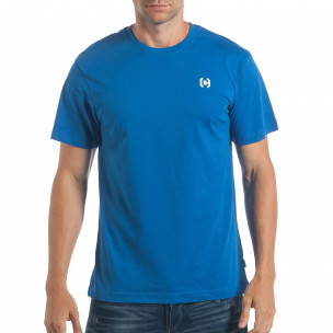 Tricou bărbați CROPP albastru