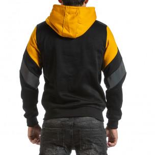 Hanorac bărbați X-Feel negru  2