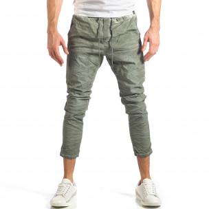 Pantaloni bărbați Y-Two verzi