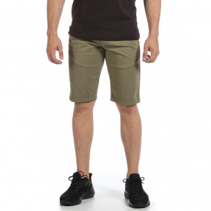 Pantaloni scurți bărbați Blackzi verzi  2