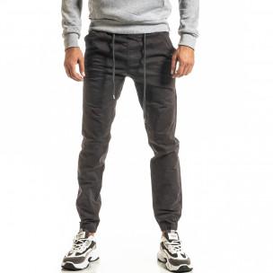 Pantaloni bărbați Blackzi gri