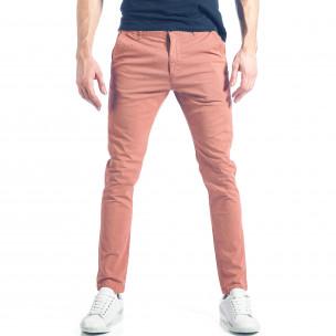 Pantaloni bărbați XZX-Star roz