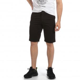 Pantaloni scurți bărbați Blackzi negri