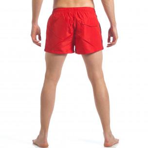 Costume de baie bărbați Warren Webber roșu 2