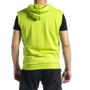 Hanorac bărbați Clang verde  2