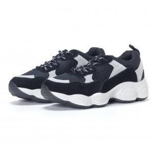 Pantofi sport de dama negre  2