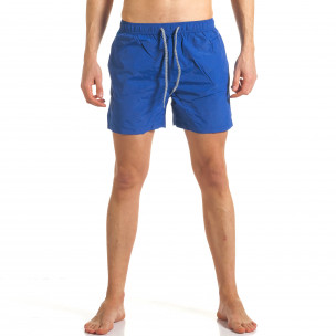 Costume de baie bărbați Black Number albastru