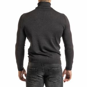 Pulover bărbați Lagos gri 2