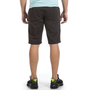 Pantaloni scurți bărbați Blackzi gri Blackzi 2