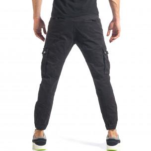 Pantaloni bărbați Always Jeans negri  2
