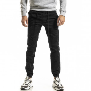 Pantaloni bărbați Blackzi negri Blackzi