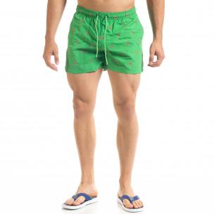 Costume de baie bărbați Warren Webber verde