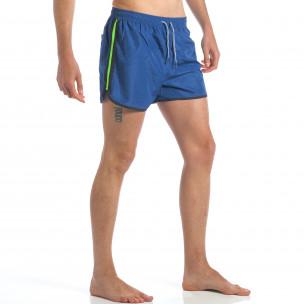 Costume de baie bărbați Warren Webber albastru 2
