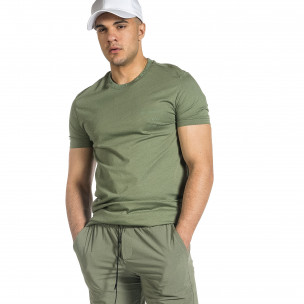 Tricou bărbați Breezy verde