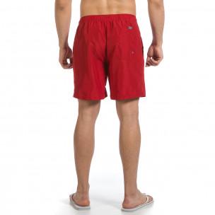 Costume de baie bărbați Primo&Secondo roșu  2
