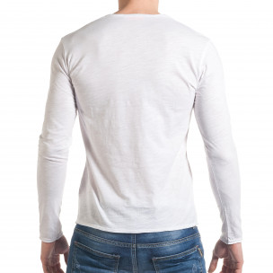 Bluză bărbați Y-Two albă  2