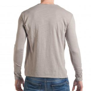 Bluză bărbați Y-Two gri  2