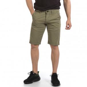 Pantaloni scurți bărbați Blackzi verzi