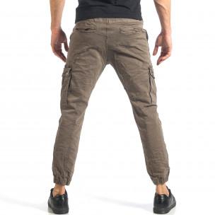 Pantaloni bărbați Always Jeans verzi  2