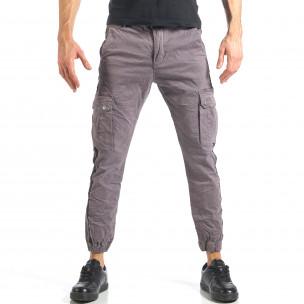 Pantaloni bărbați Always Jeans gri