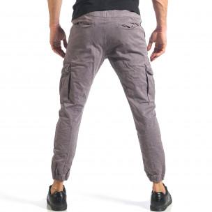 Pantaloni bărbați Always Jeans gri  2