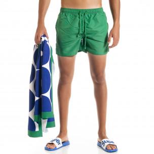 Costume de baie bărbați Basic verde