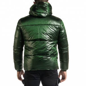 Geacă de iarnă bărbați Duca Homme verde  2