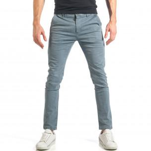 Pantaloni bărbați XZX-Star albaștri