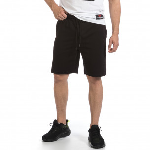Pantaloni scurți bărbați 2512 negri