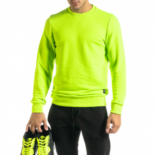 Bluză bărbați Clang verde Clang