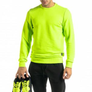 Bluză bărbați Clang verde