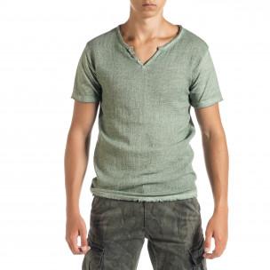 Tricou bărbați Duca Homme verde