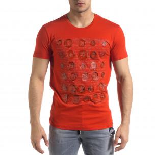 Tricou bărbați SAW roșu