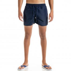 Costume de baie bărbați Basic albastru