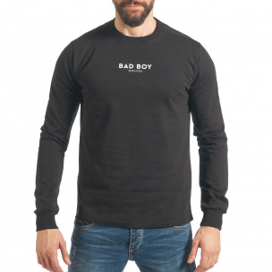 Hanorac bărbați RHUM22 negru