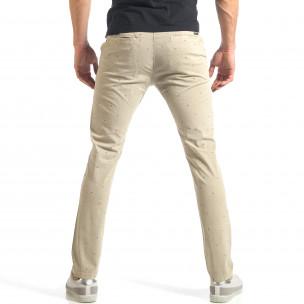 Pantaloni bărbați XZX-Star verzi  2