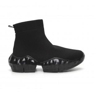 Pantofi sport flexibili tip șosetă pentru dama